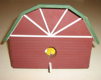 Bird House Facades - 2 Pieces in Collection