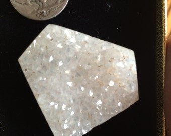 130 carats of natural crystals