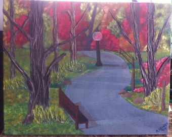 Wall art - A walk in the woods