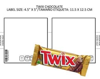 Twix Template