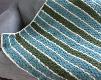 Custom Made Queen sized blanket