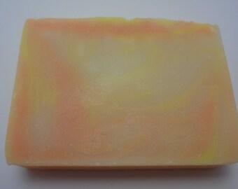 HELLO SUNSHINE Cold Process Handmade Soap