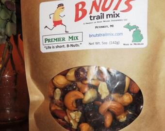 B-Nuts Premier Trail Mix