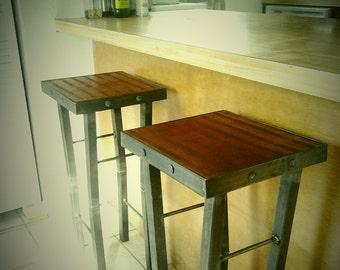 Handmade Custom Barstool