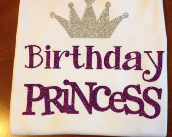 Birthday Princess T-Shirt