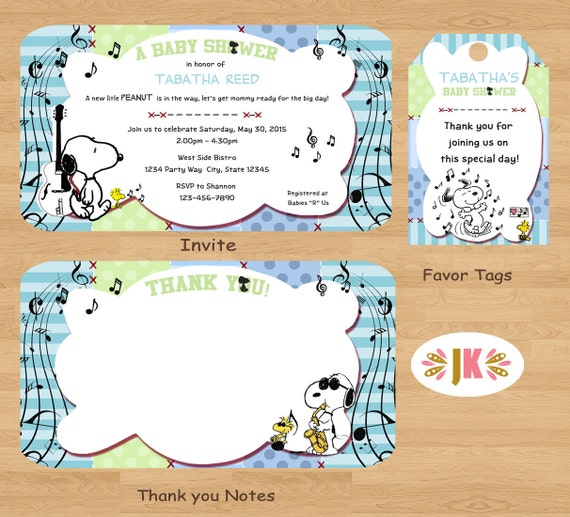 Snoopy baby shower the cookie crumbles snoopy baby shower snoopy hip hop snoopy baby snoopy baby shower invitations by jukadesignz filmwisefo Choice Image