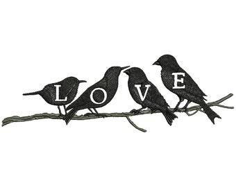 Love Birds Design