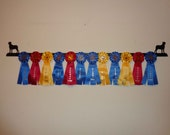 Showoff Ribbon Rack #0129W - Rottweiler