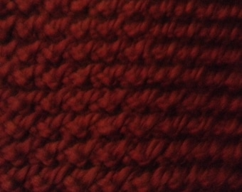 Eternity scarf Burgundy
