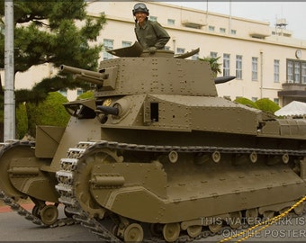 24x36 Poster; Type 89 I-Go At_Tsuchira