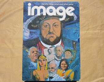 Image Bookshelf Game by 3M-1972-Complete