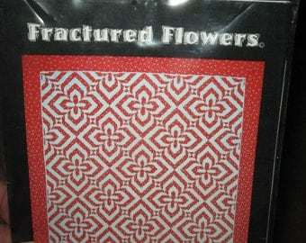 Items Similar To Freda S Flowers Quilt Pattern Pdf