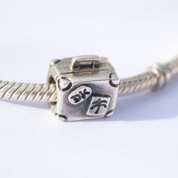Original Vintage Danish Pandora Charm Sterling By Clutterybarn