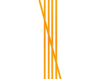 """Knitter's Pride 6"""" Trendz Double Pointed Knitting Needles Set of 5, Size 4-10, #700001-700007 ***Free Shipping***"""