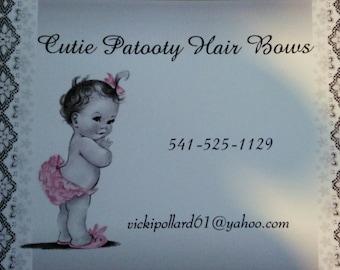 Cutie Patootey Baby Gear