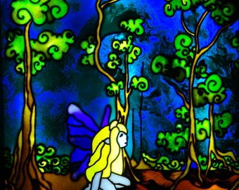 """SOFTBOX """"The enchanted forest"""""""