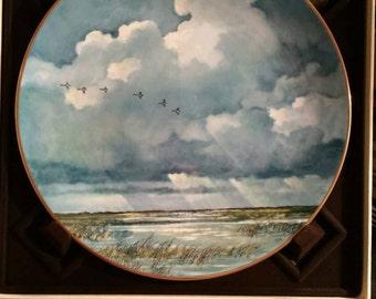 Marshlands Plate Royal Doulton