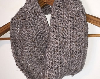 Speckled Gray Cowl