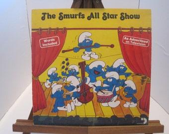The Smurfs All Star Show album