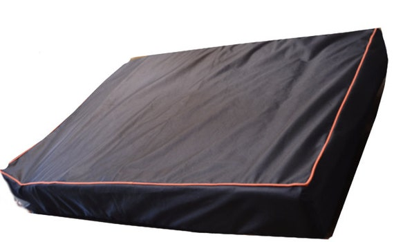 items similar to extra large dog bed covers heavy duty waterproof removable covers on etsy. Black Bedroom Furniture Sets. Home Design Ideas