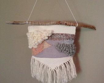 Weaving 'Soft Grey'