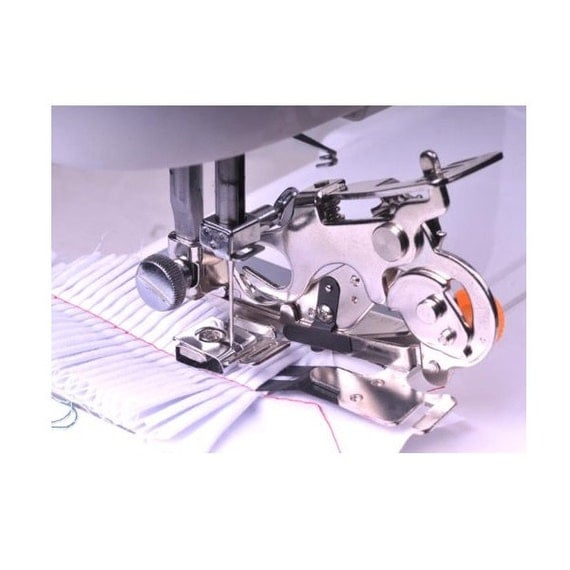 ruffler sewing machine