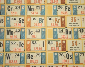 Periodic Chart Paper by Cavallini