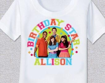 Fresh Beat Band Conert or personalized birthday Tshirt Shirt
