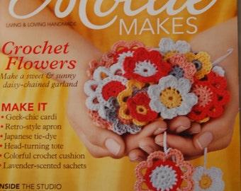 Mollie Makes Magazine June 2014