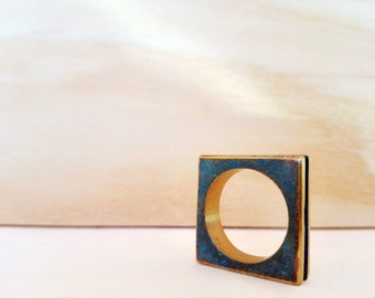 "Ring ""Square"""