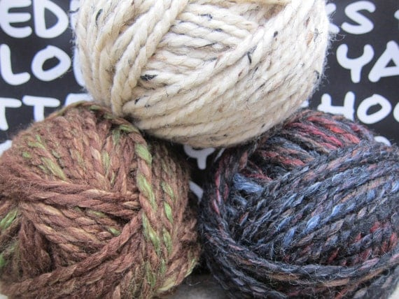 Knitting Needles And Yarn For Beginners : Knitting kit diy beginner knit your own twisted mobius
