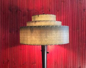 Mid  Century Modern Style Fiberglass Lamp Shade 3T-61.0