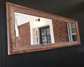 Barnboard Mirror 16 x 60 Kit