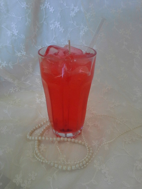 Red Cordial Drink Iceblocks Red Cordial