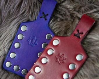 Mini Leather Paddle (Sting)
