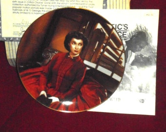 Gone with the Wind 50th annivesary Plates collection