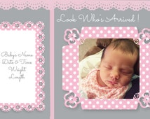 Popular Items For Baby Girl Pink Gray On Etsy