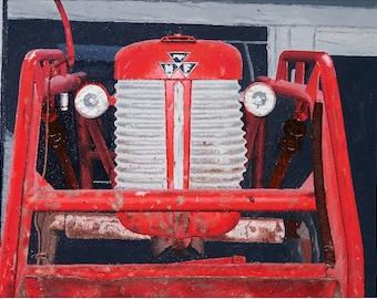 Leon's Tractor