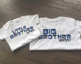 Big Brother Little Brother Shit Set