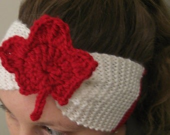 OH Canada Headband
