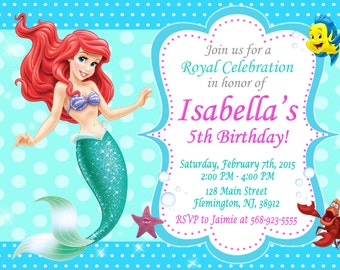 Princess Birthday Invitation Templates with nice invitations template