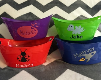Personalized Tub