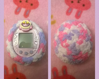 Tamagotchi Crochet  Cover - Simple
