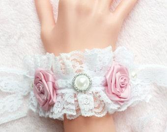 romantic lace cuffs