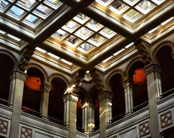 Landmark Center/St Paul/architecture/arhitectural photography/building/wall art