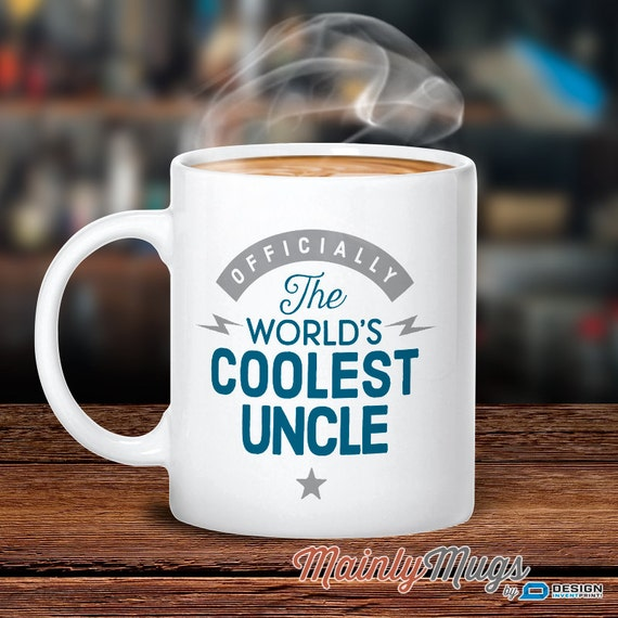 Uncle Gift Cool Uncle Uncle Mug Birthday Gift For By