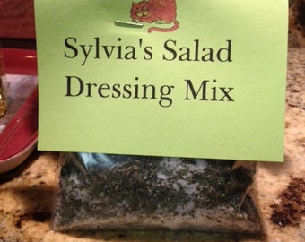 Salad and Marinade Mix