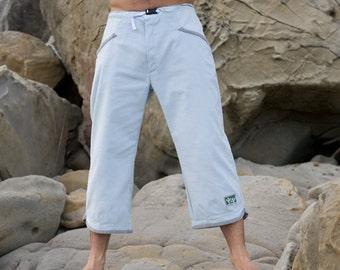 Men's Blue-grey Rockhosen