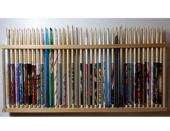 drum stick display drumstick holder hold 36 pair custom. Black Bedroom Furniture Sets. Home Design Ideas