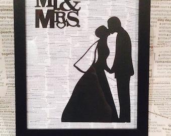 Mr & Mrs / Wedding / Bride and Groom